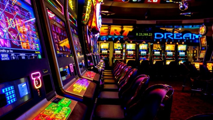 slot games in the gaming club