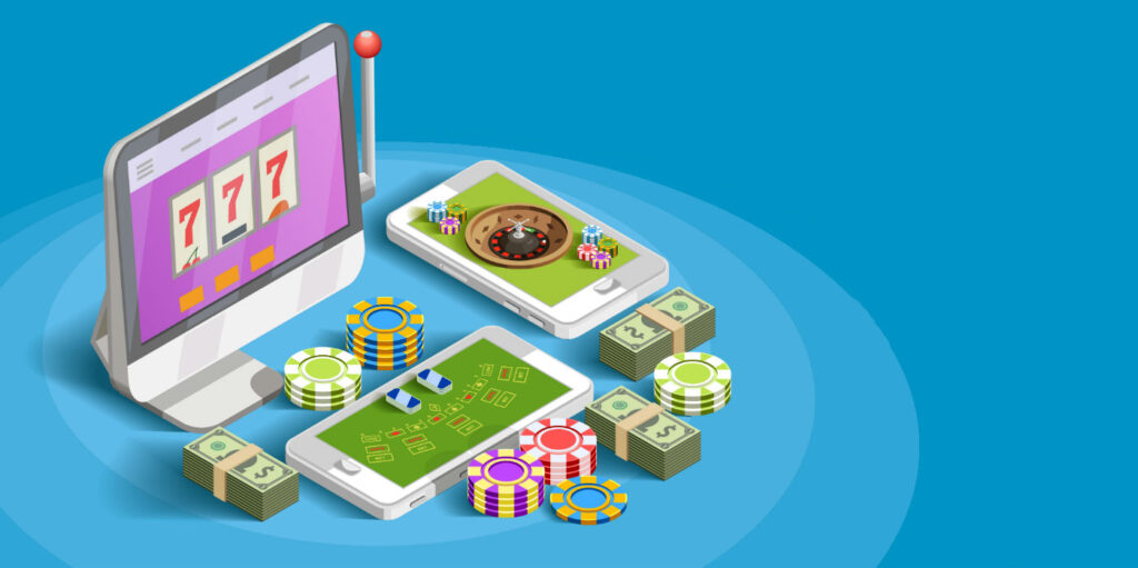 the risks associated with online gambling